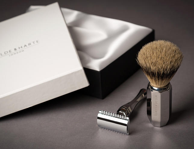 Traditional Grooming Set from Wilde & Harte