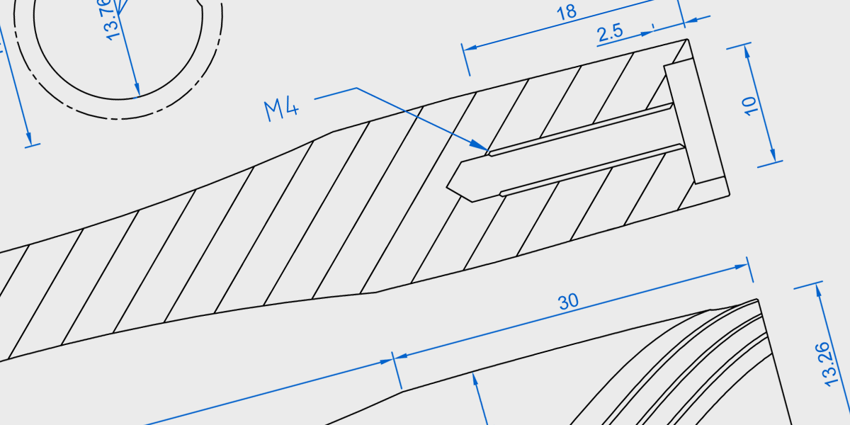 Wilde & Harte CAD drawingd