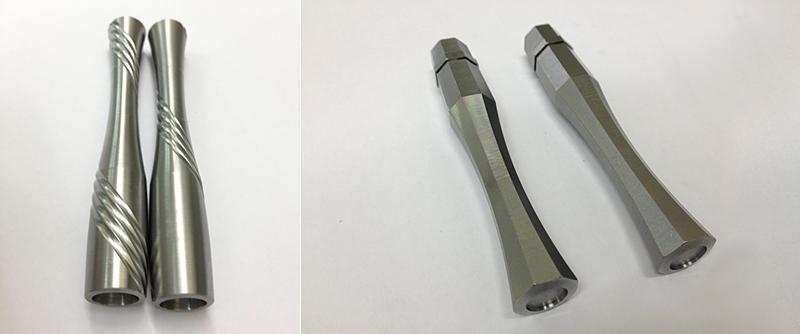 stainless steel razor handles