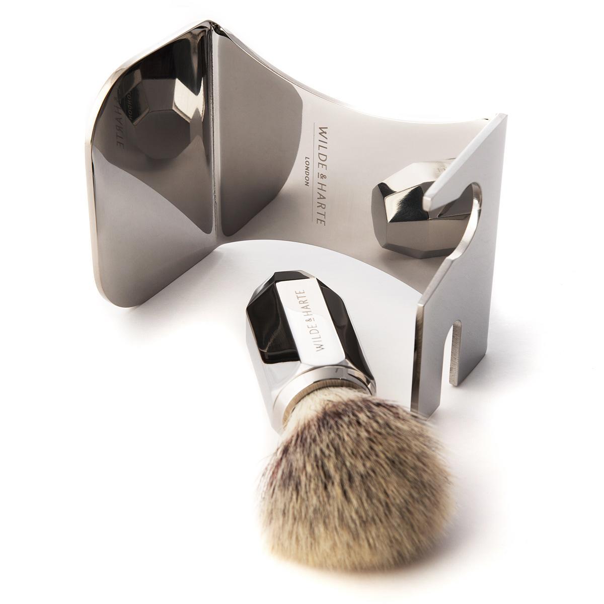 shaving set stand