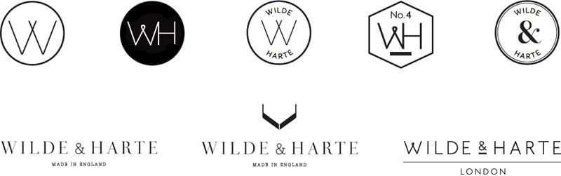 Wilde & Harte logo creative