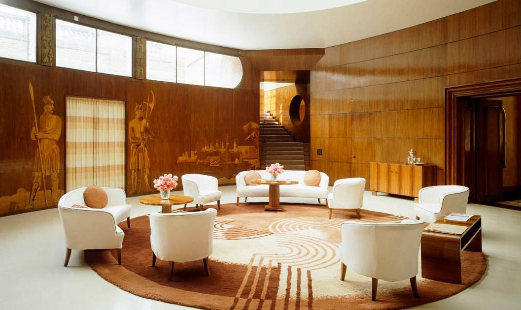 Art Deco Masterpiece - Eltham Palace