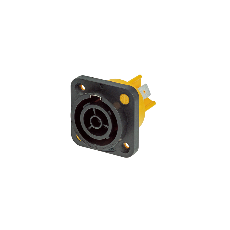 powerCON TRUE1 Panel Mount Socket