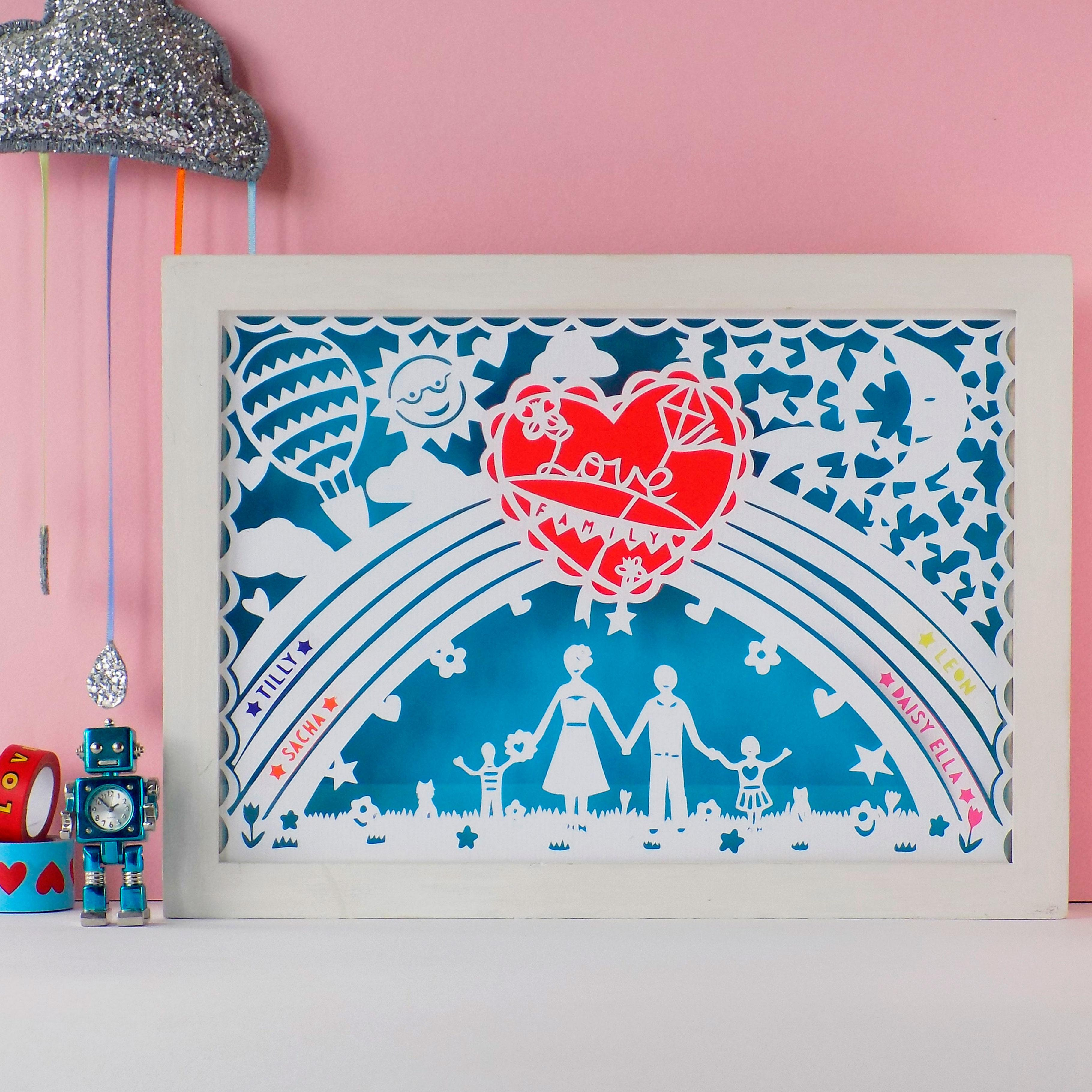 Papercuts Available for Christmas