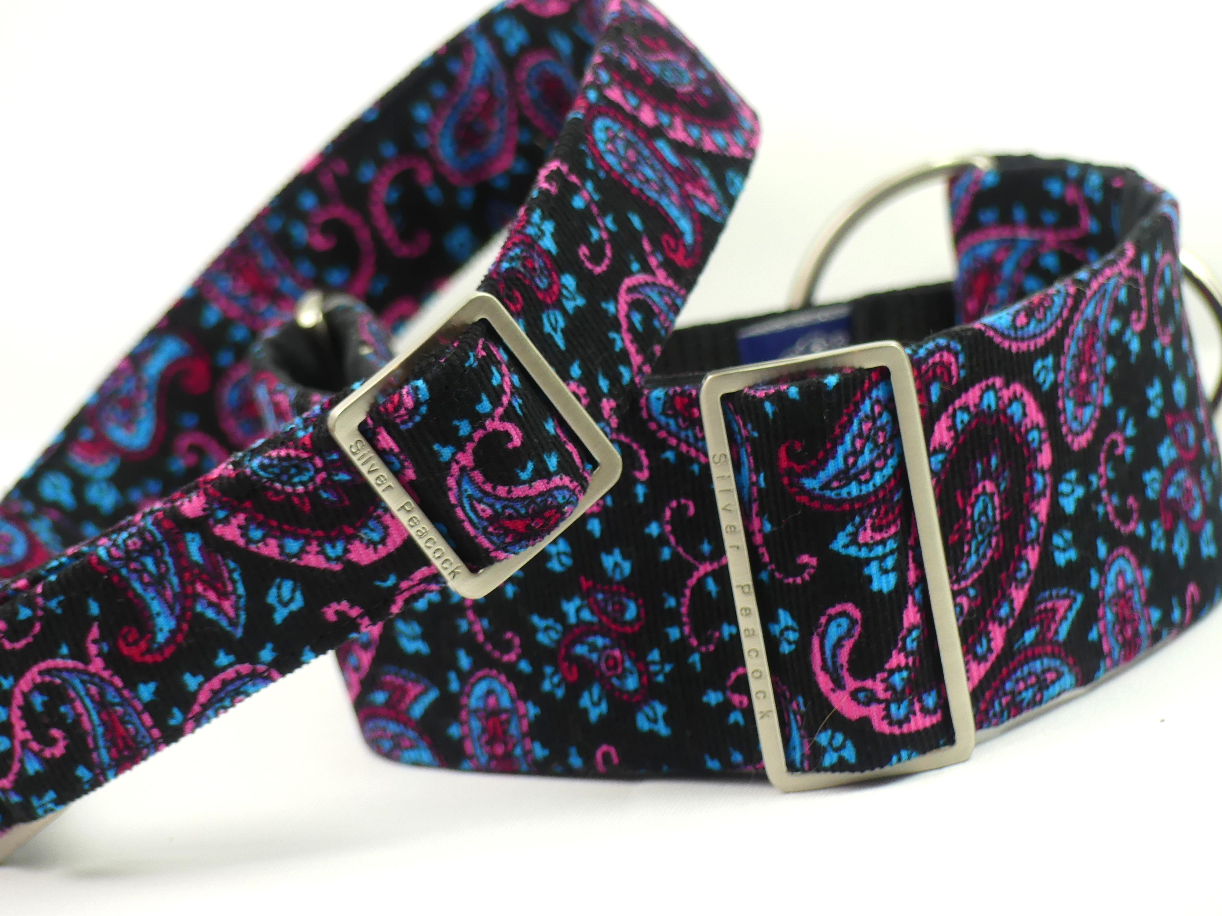 Needle cord Martingale collar
