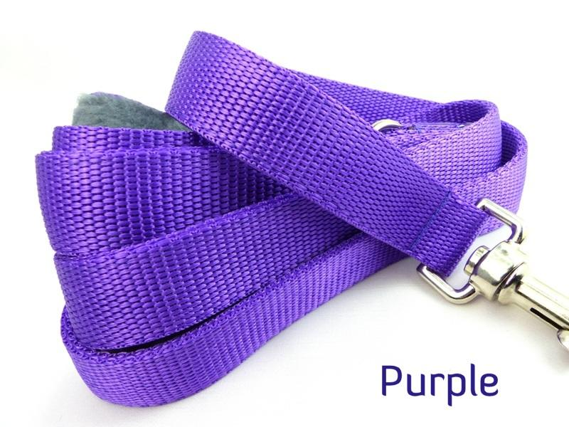 Purple webbing long lead