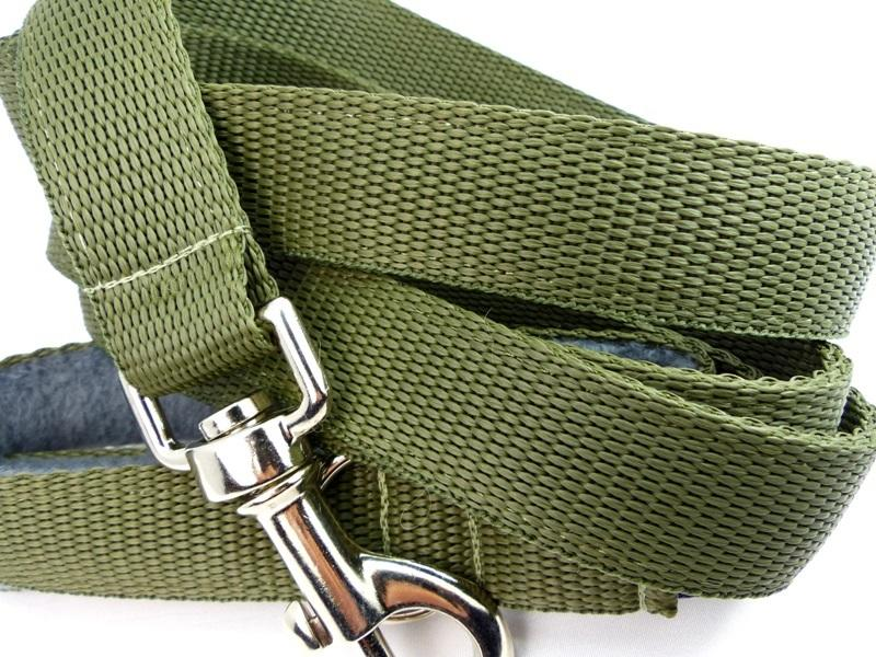 Moss webbing long lead