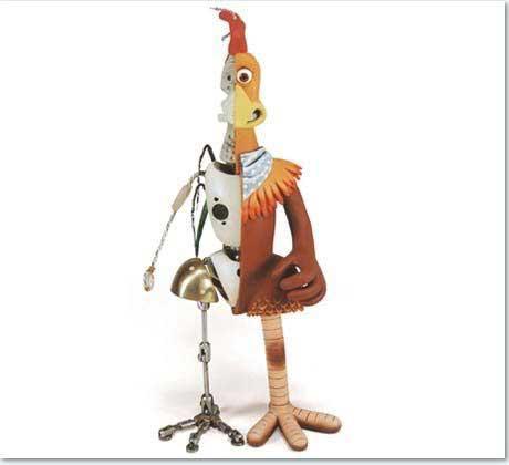 terminator chicken