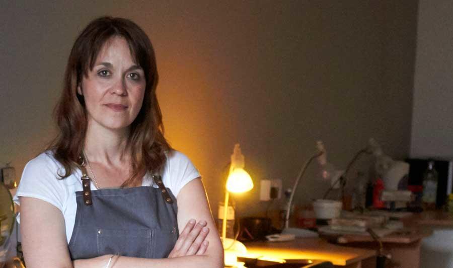 Emma White Jewellery Making Workshop