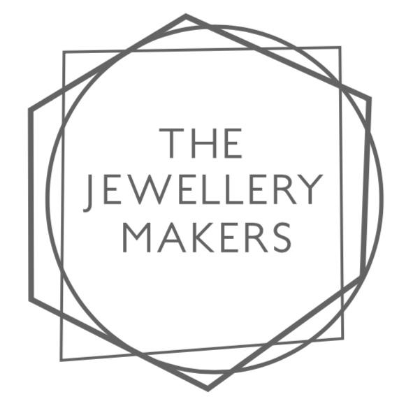logo of THE JEWELLERY MAKERS, handmade British jewellery