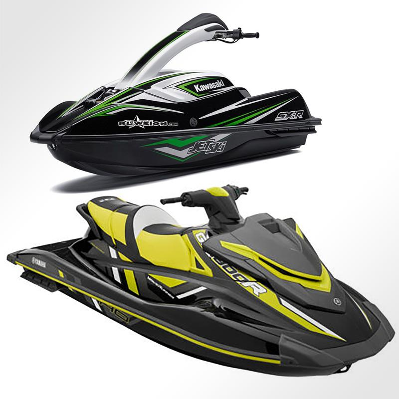 Personal watercraft protected by Datatag
