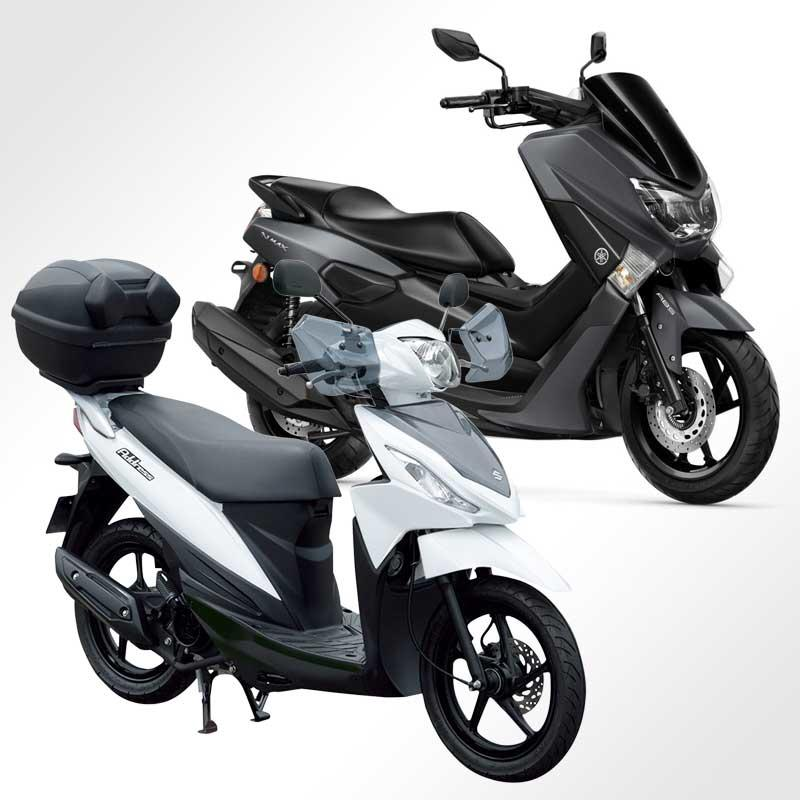 Datatag Scooter and Moped Security System