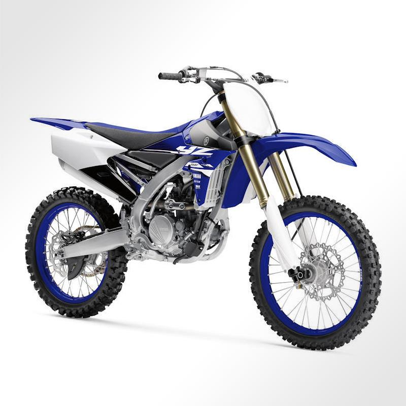 Motocross Bike Protected with Datatag