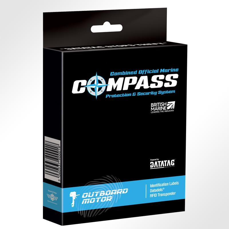 Datatag COMPASS outboard system packaging
