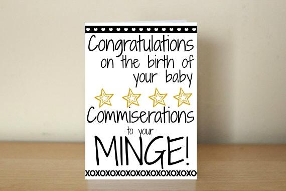 PREGNANCY CARD.Obscene funny offensive birthday cards by Obscenity cards. Obscene Funny Cards, Pens, Party Hats, Key rings, Magnets, Lighters & Loads More!