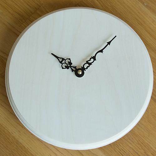 Clock Blank Kits for Pyrography
