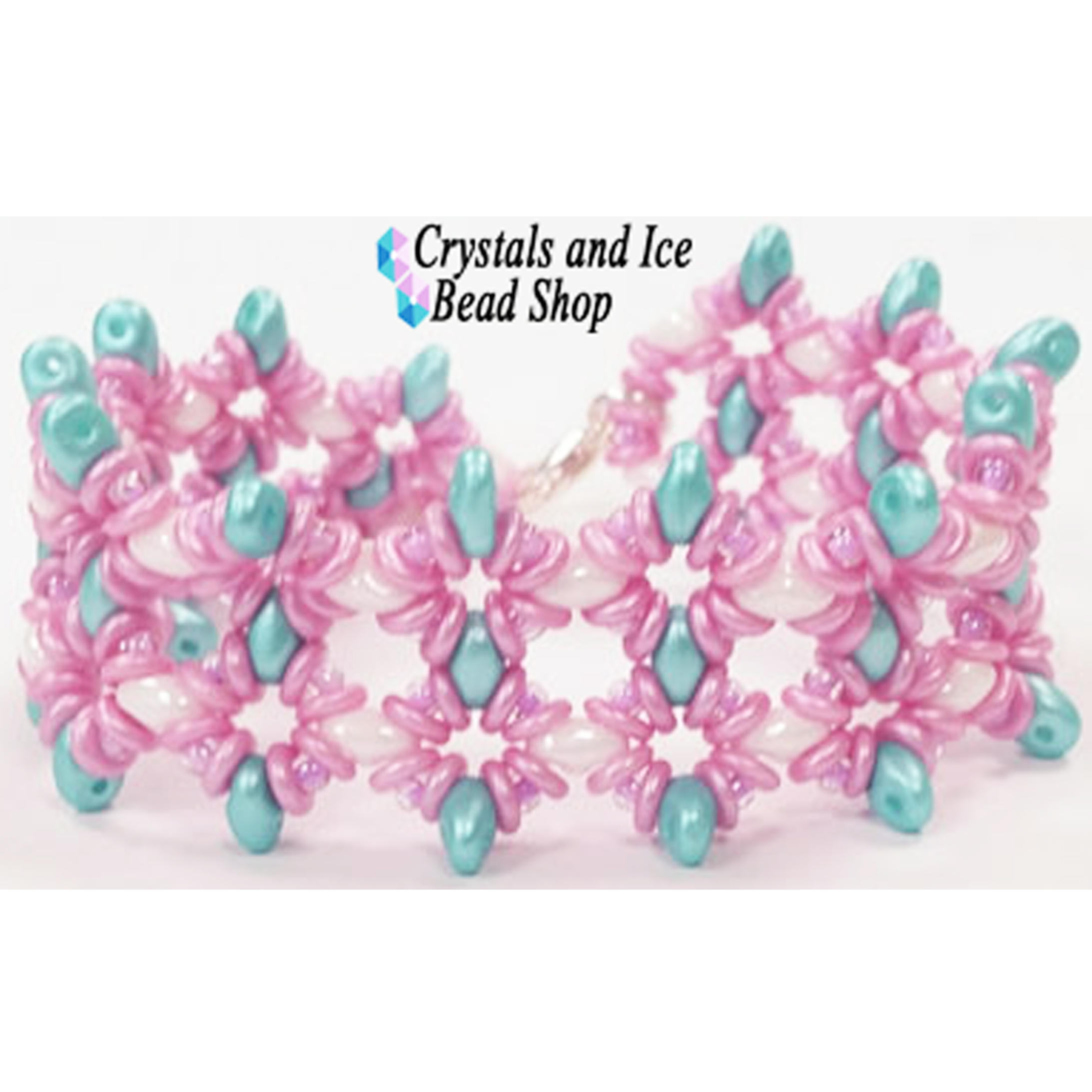 Trellis Bracelet Kit - Candy