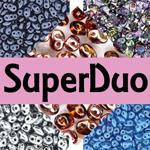 SuperDuo Beads now in stock