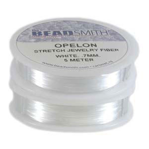 0.7mm Opelon Multi Strand Elastic Cord