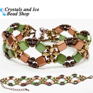 Candy Hugs Bracelet Kit - Jet Pearl
