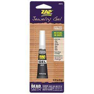 Zap Gel Jewellery Super Glue (3 Gram Tube)