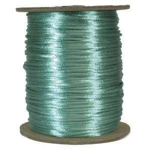 3mm Satin Cord - Turquoise