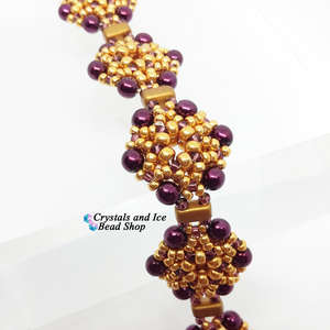 Double Sided Hexagon Bracelet Kit - Empress