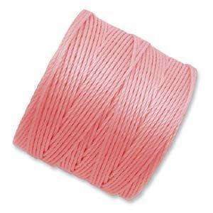 SinLon Bead Cord in Light Pink