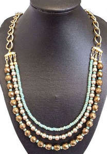 Cleopatra Necklace Pattern