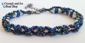 Hide and Seek Kheops Bracelet Kit - Midnight Blue