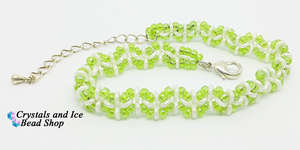 Simplis Stackable Bracelet Kit - Lime