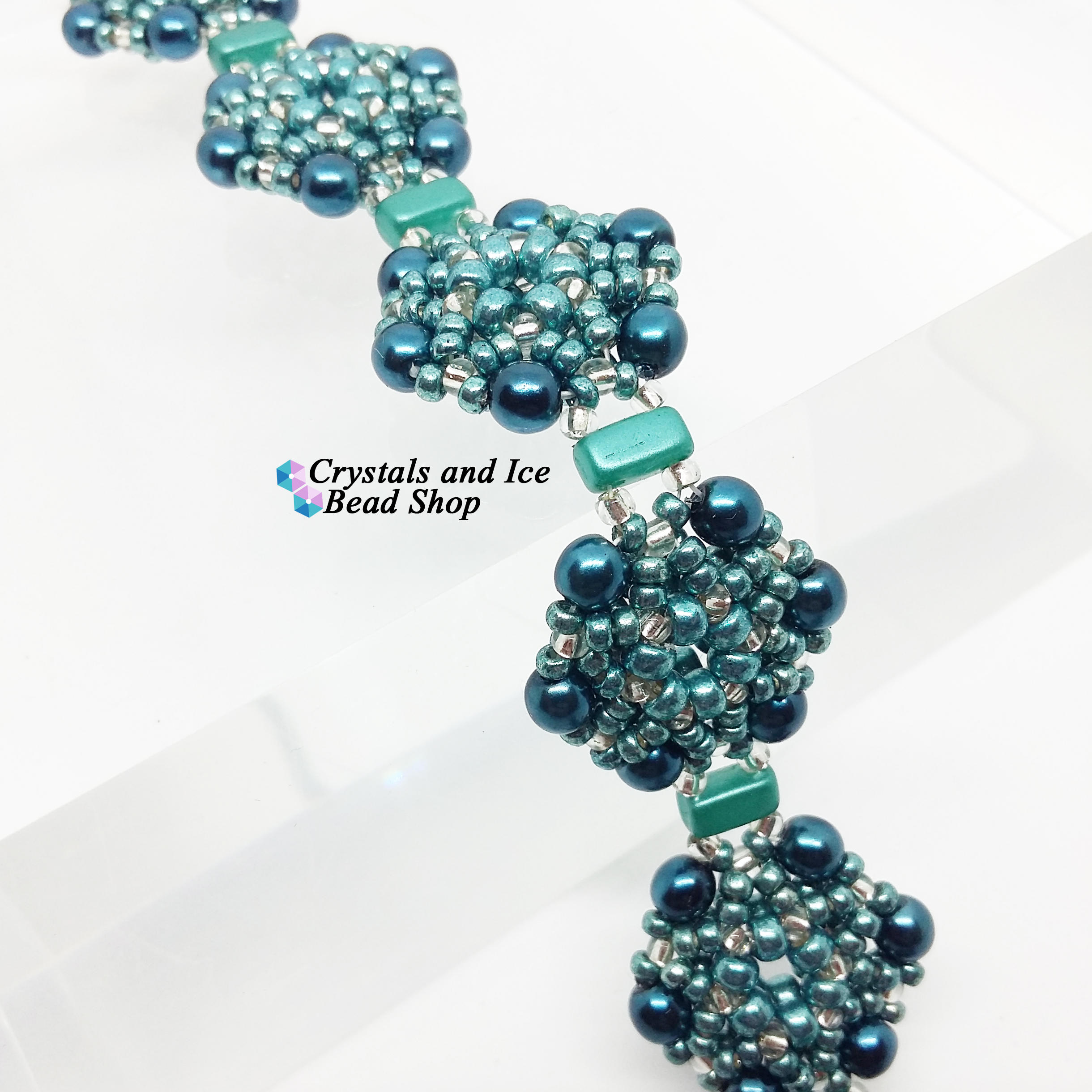 Double Sided Hexagon Bracelet Kit - Pacific