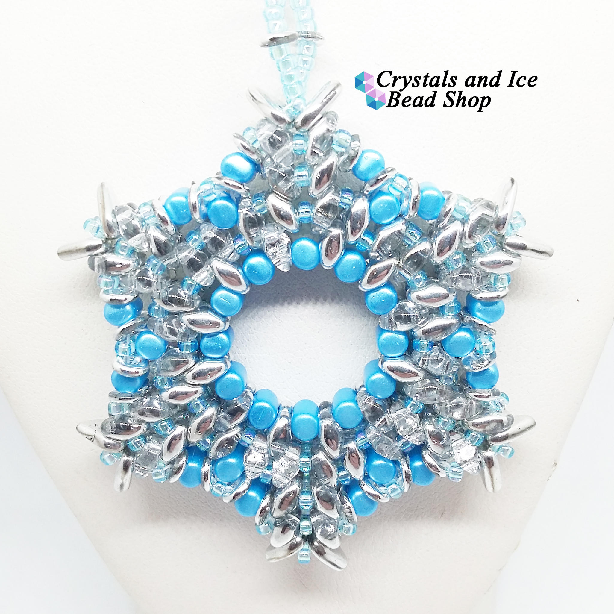 Christmas Star - Tree Ornament (Elsa)