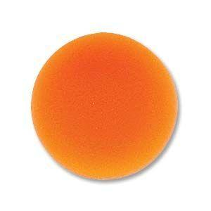 18mm Round Luna Soft Touch Cabochon in Mango