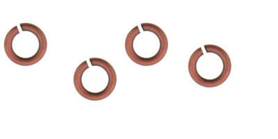5mm Jump Ring in Copper Plate