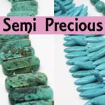 Semi Precious Beads now in stock