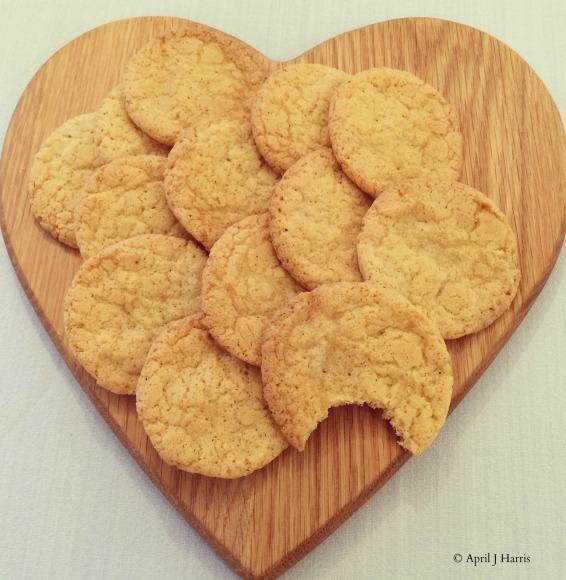 speculaas snickerdoodle cookie