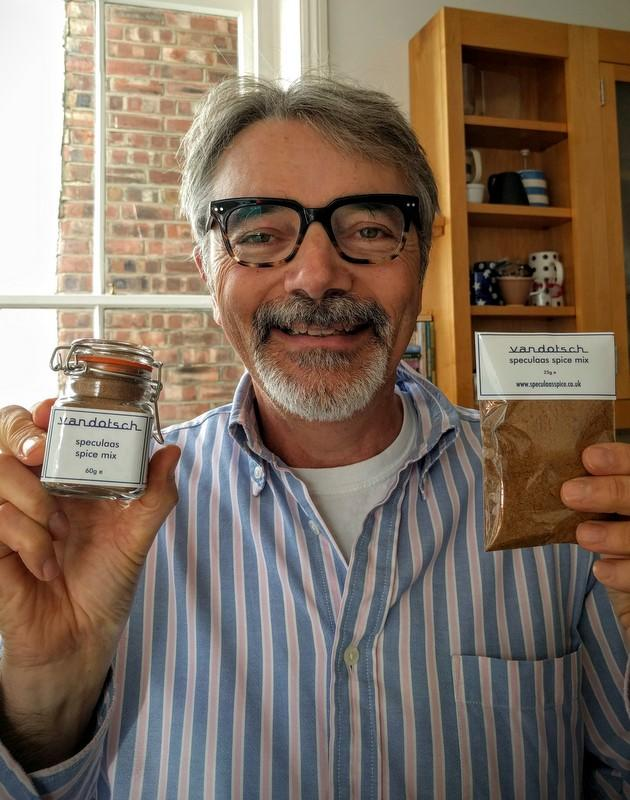How did Steven Dotsch become the Speculaas Spice 'Master Chef'