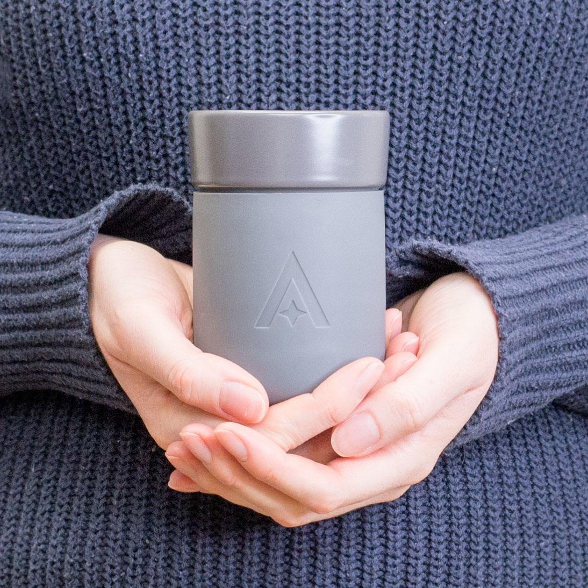 Uberstar Carry Cup (Space Grey)
