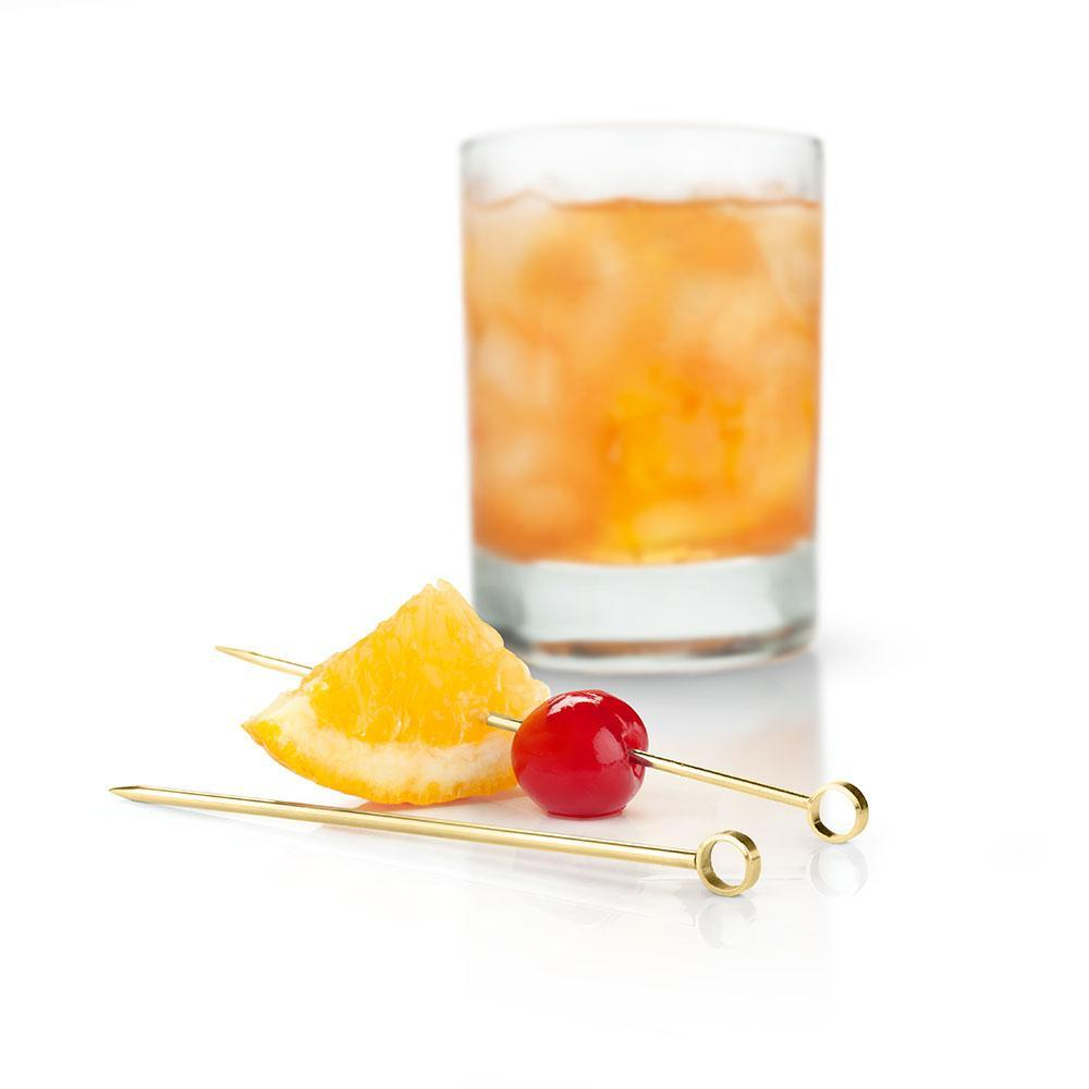 Belmont™ Gold Cocktail Pick Set by Viski