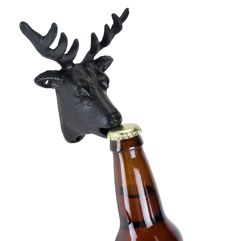 Foster & Rye Wall Mounted Deer Bottle Opener
