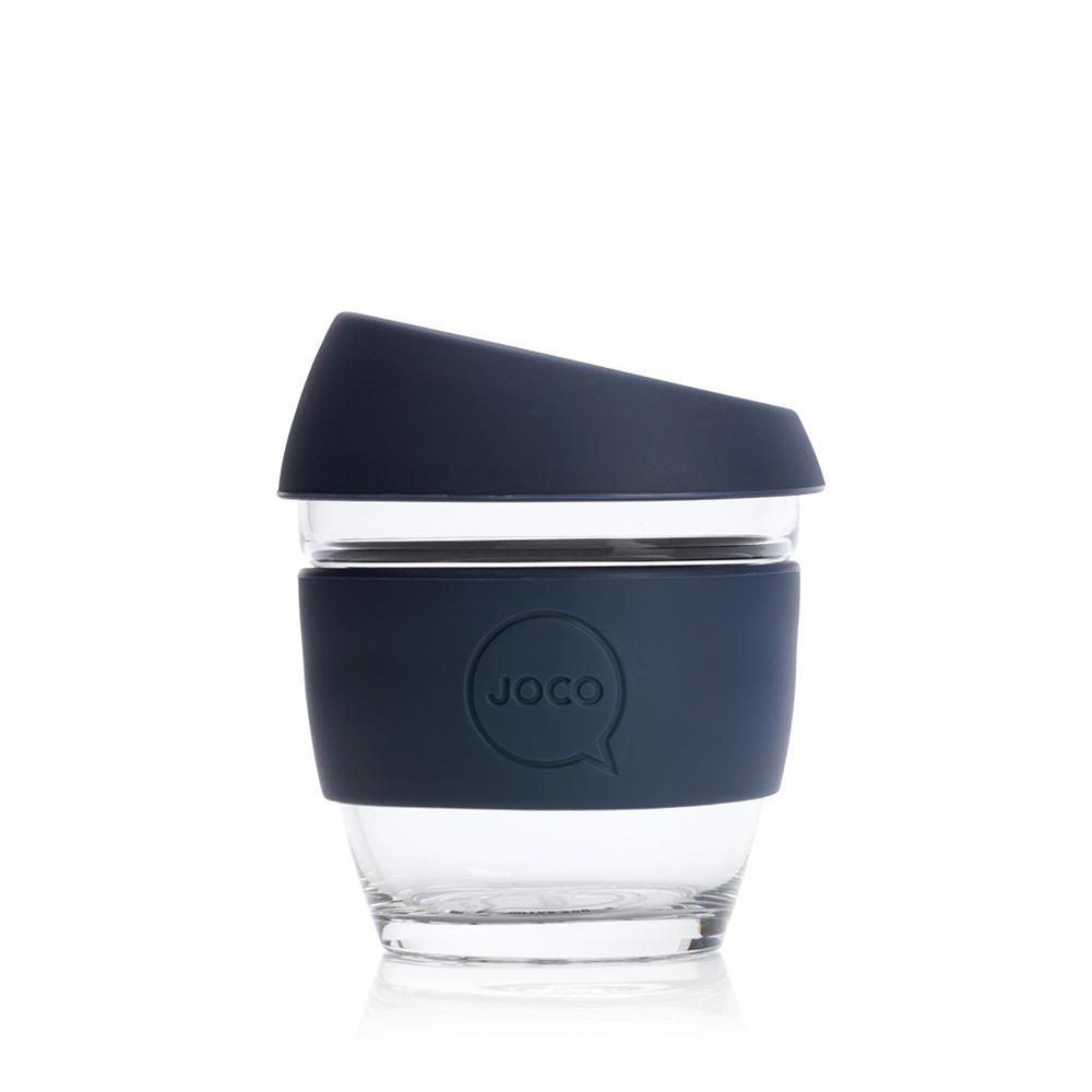 JOCO Cup Reusable Coffee Cup - 8oz Mood Indigo
