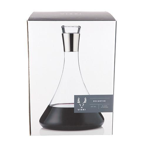 Harrison Chrome Wine Decanter - Only £24.99 at www.uberstar.com