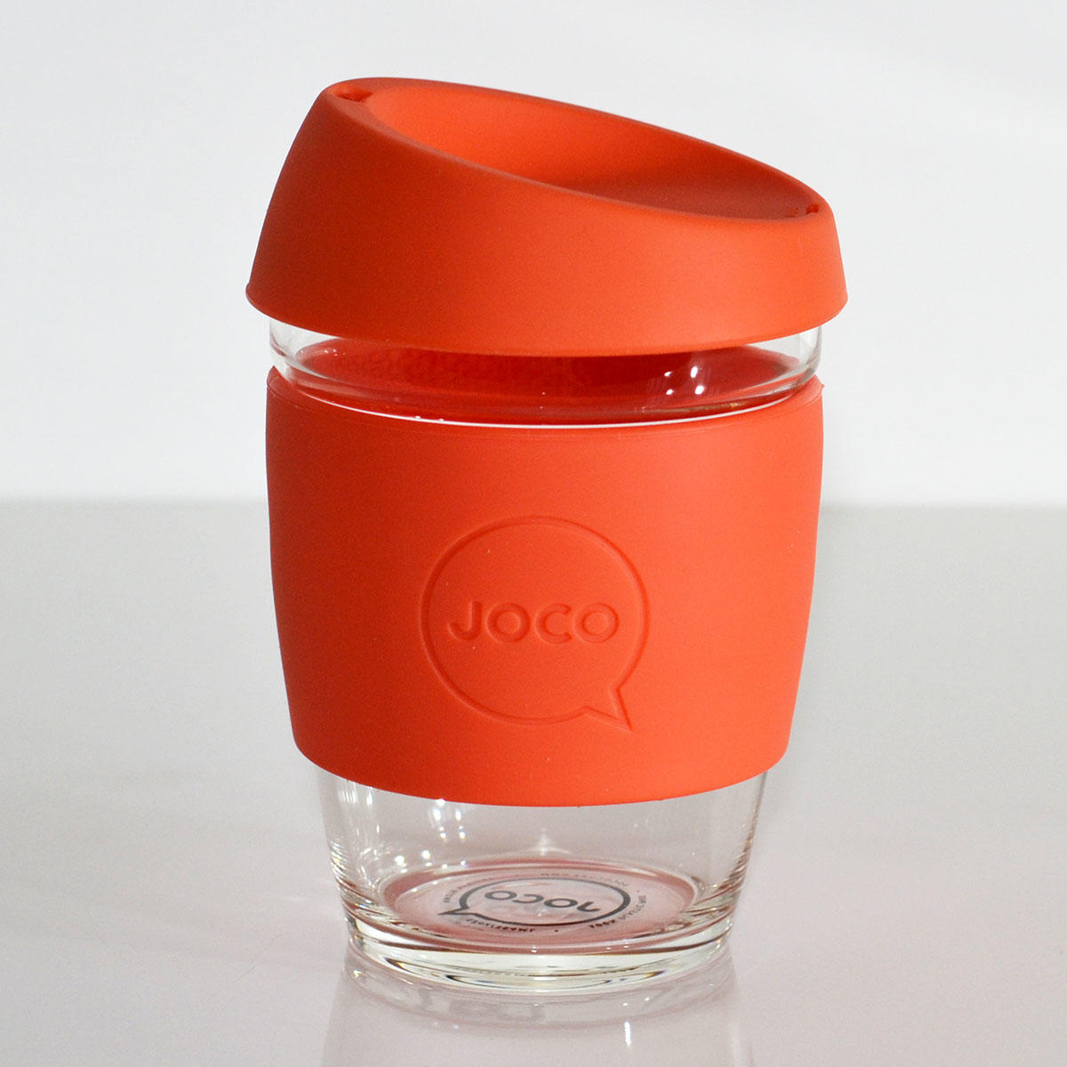 JOCO Cup 12oz Orange
