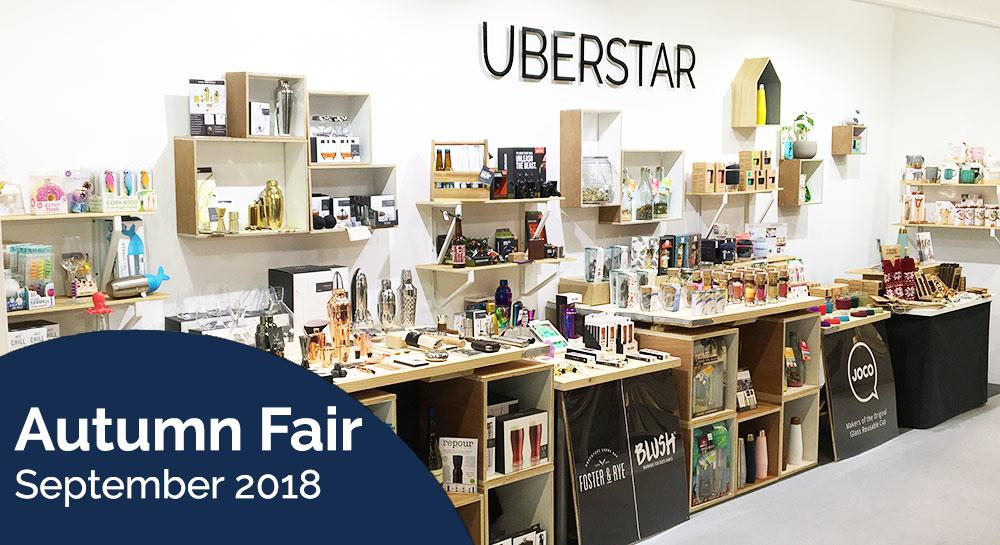 Uberstar Autumn Fair 2018