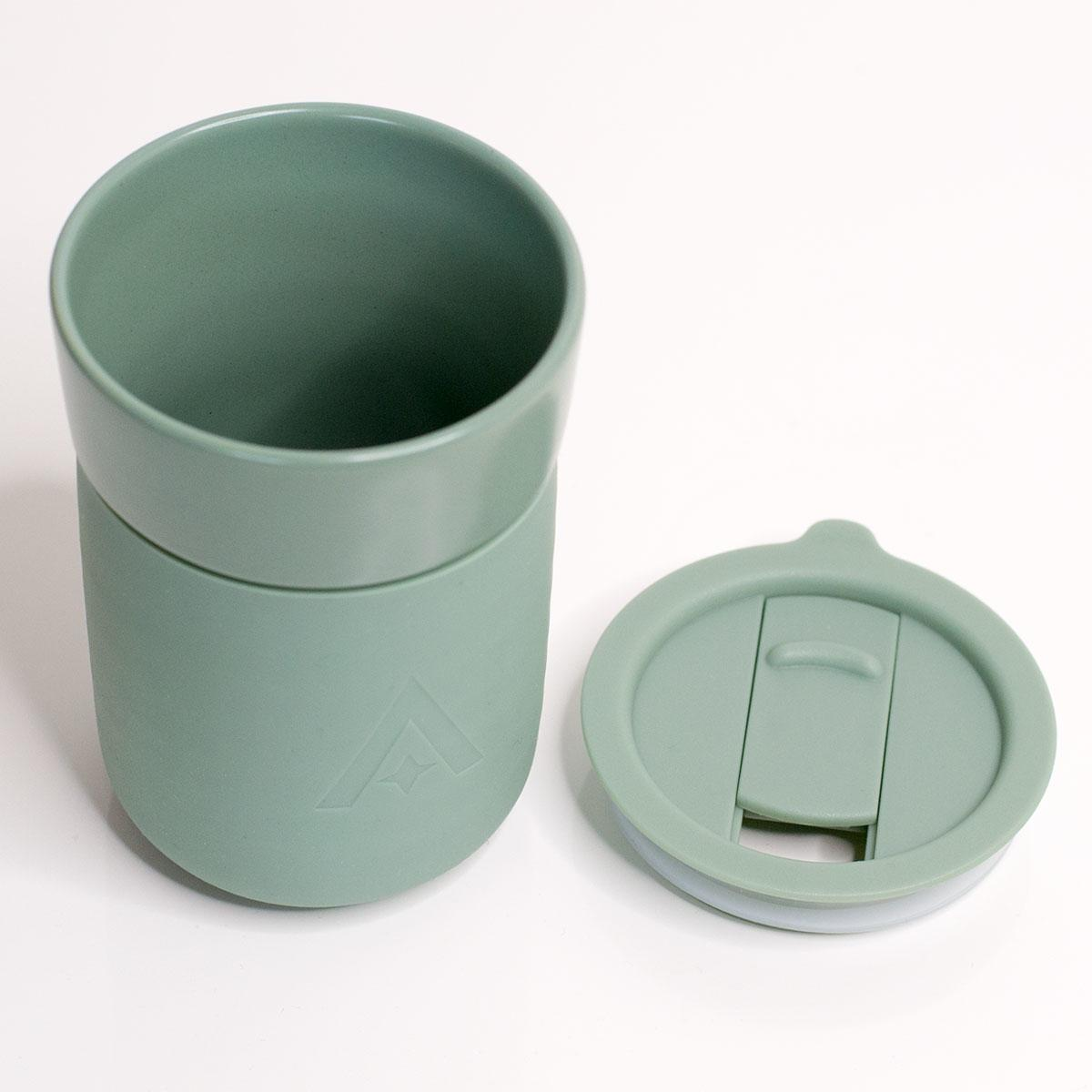 Carry Cup - The Universal Travel Mug by Uberstar (Sage Green)