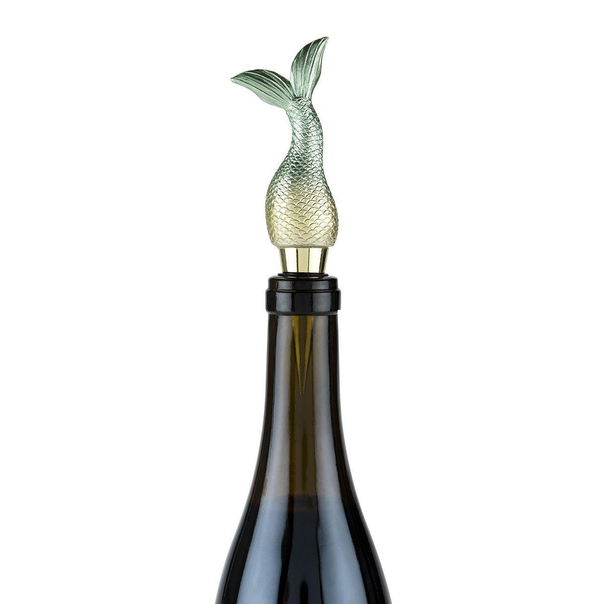 Siren / Mermaid Wine Bottle Stopper - Uberstar.com