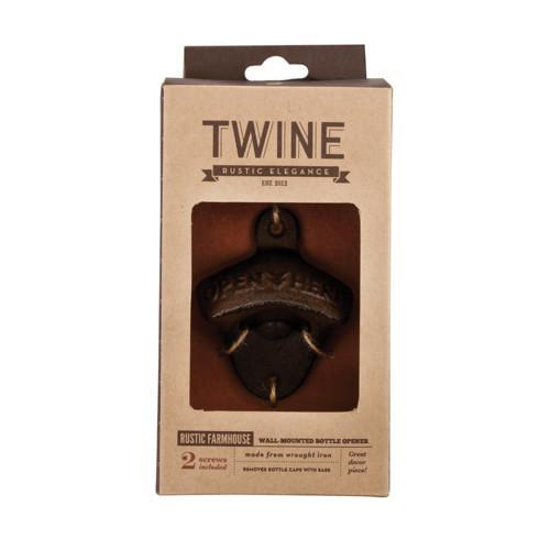 2771 Rustic Farmhouse Wall Mounted Bottle Opener Packaging