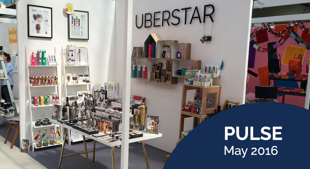 Uberstar Pulse Stand 2016