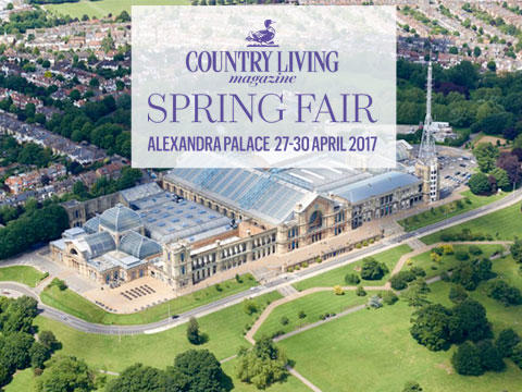 Country Living Spring Fair 2017